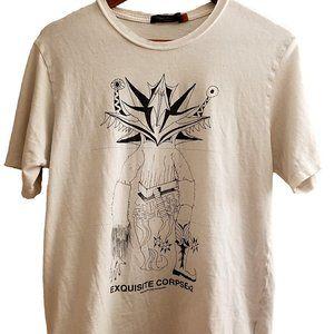 Undercover X Madsaki 2005 collaboration Tee